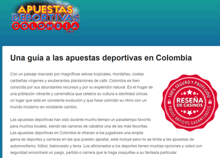Online Sports Betting Colombia