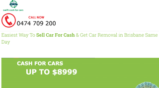 Swift cash for cars Brisbane