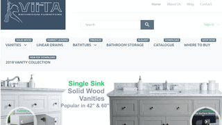 Virta Bathroom Vanities