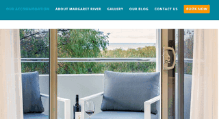 Azure Holiday House - Accommodation in Dunsborough