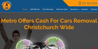 Metro Car Buyer Christchurch