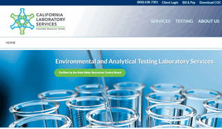California Laboratory Services