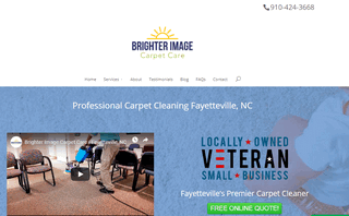 Carpet Cleaning Company Fayetteville NC