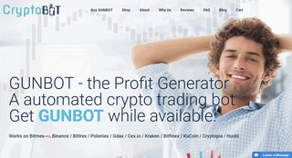 The Bitcoin Trading Bot