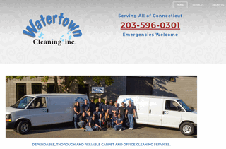 Watertown Cleaning Inc