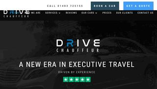 Drive Chauffeur Airport Taxi