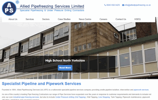 Allied Pipe Freezing Services