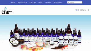 CBD UK Oils