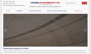 London Plastercraft Ltd
