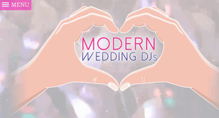 Modern Wedding DJs