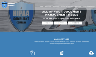 Global Document Services } Document Management