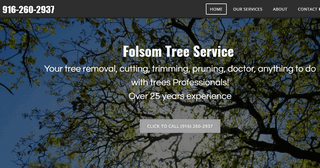 Folsom Tree Service and Trimming