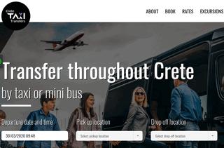Cretetaxitransfers.gr - Transport company in Crete