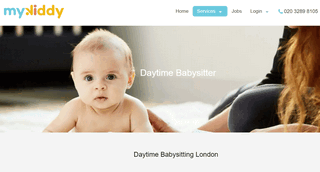 MyKiddy Sitter | Babysitter London