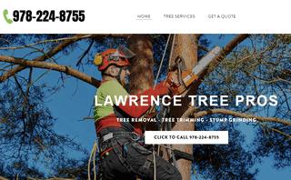 Lawrence MA Tree Company