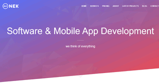 DotNek Software & Mobile App Development