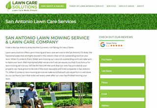 Lawn Care Solutions - San Antonio