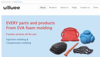 custom eva foam molding