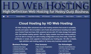 Heavy Duty Web Hosting