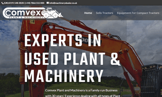 Plant & Machinery Dealers, Used Plant & Machinery Dealers