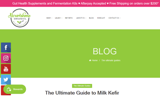 Kefir  The Ultimate Guide to Milk Kefir