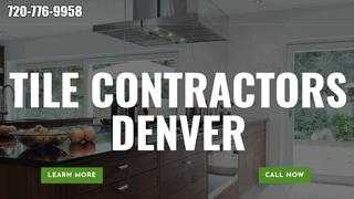 Tile Contractors Denver
