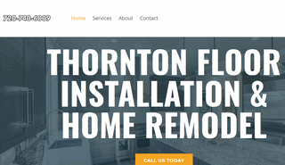Thornton Floor Installation and Home Remodel