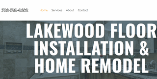Lakewood Floor Installation and Home Remodel