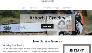 Arborist Greeley