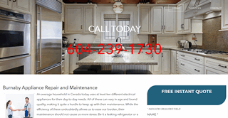 Burnaby Appliance Repair and Maintenance