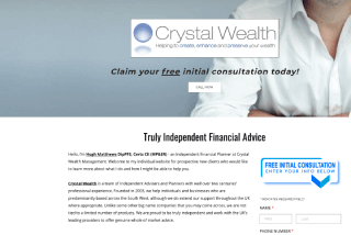 Crystal Wealth Management - Hugh Matthews