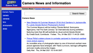Camera and Photography News
