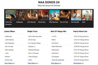 Telugu Naa Songs Free Download