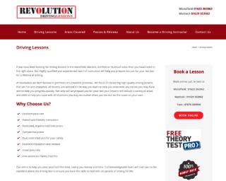 Revolution Driving Instructors